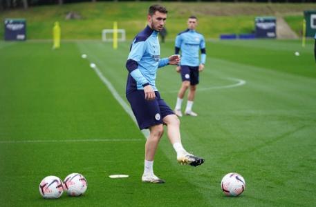 Aymeric Laporte - Manchester City - Treino