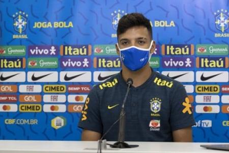 Gabriel Menino Seleção Brasileira