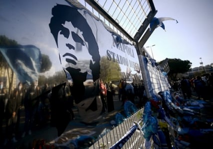 Nápoles - Maradona