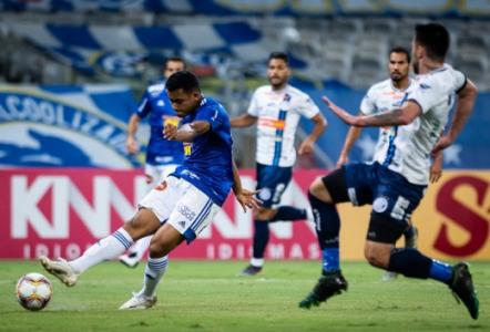 Cruzeiro x Confiança