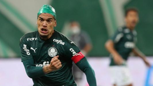 Gustavo Gómez - Palmeiras x América