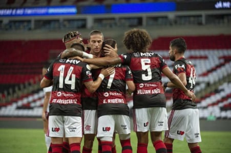 Flamengo escalado! Confira o time Rubro-Negro para a semifinal do Campeonato Carioca