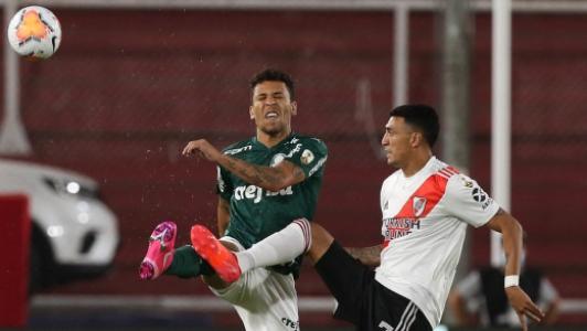 Marcos Rocha River Plate