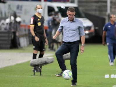 Vagner Mancini - Corinthians x Fluminense