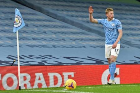 Manchester City x Aston Villa - Kevin De Bruyne