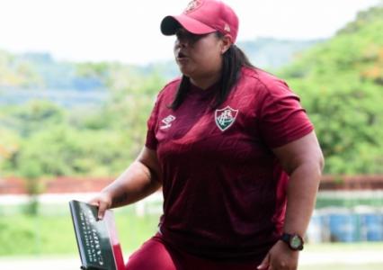 Thaissan Passos - Fluminense