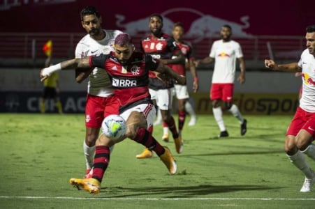Bragantino x Flamengo