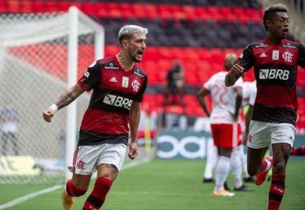 Emissora bate novo recorde de audiência com decisão entre Flamengo e Inter