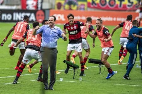 Flamengo x Internacional - Rogério Ceni