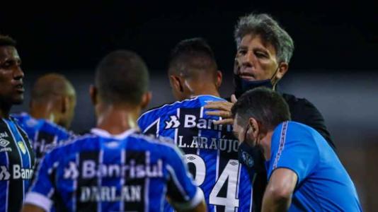 Grêmio x Esportivo - Renato Gaúcho