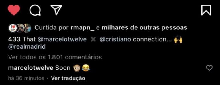 Marcelo - Instagram