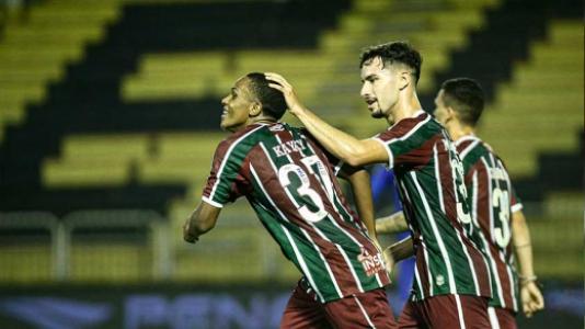 Fluminense x Macaé - Martinelli e Kayky