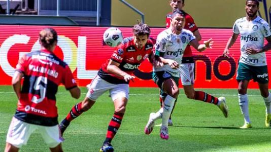 Flamengo x Palmeiras Supercopa do Brasil - Rodrigo Caio