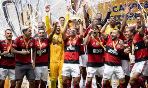 Flamengo x Palmeiras Supercopa do Brasil