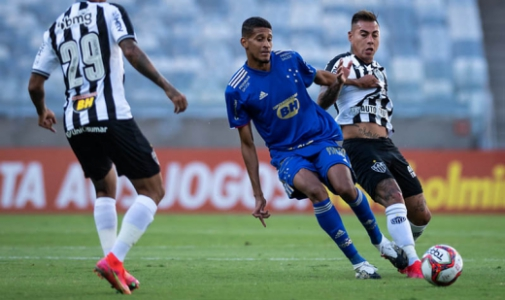 Cruzeiro x Atletico mg