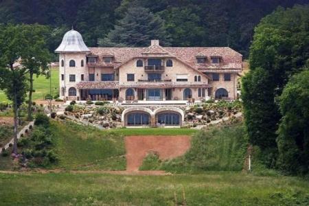 Michael Schumacher casa