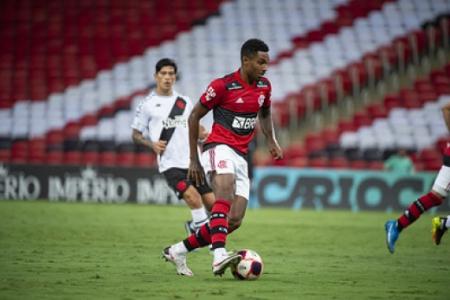 Vitinho - Flamengo x Vasco