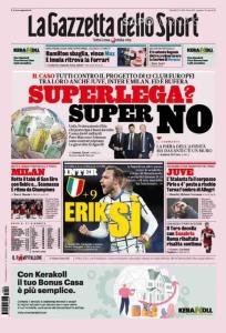 La Gazzetta dello Sport - 19/04