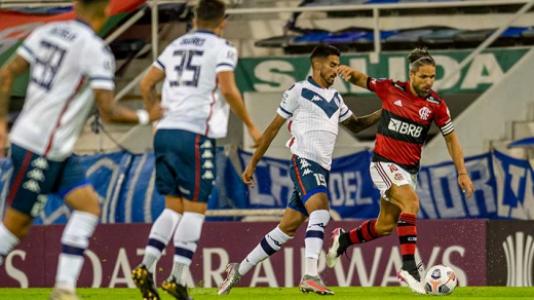 Velez x Flamengo