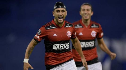 Arrascaeta - Flamengo x Velez