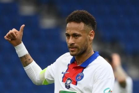 PSG x Angers - Neymar