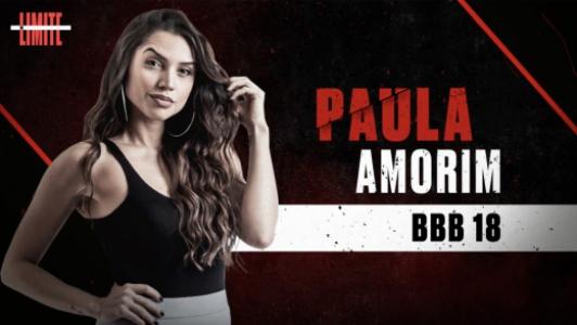 Paula Amorim - No Limite