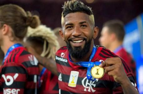 Rodinei - Flamengo