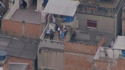 Operação policial no Jacarezinho - 06/05/2020