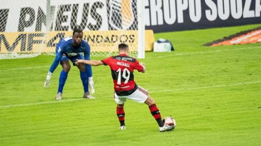 Flamengo x Volta Redonda - Michael