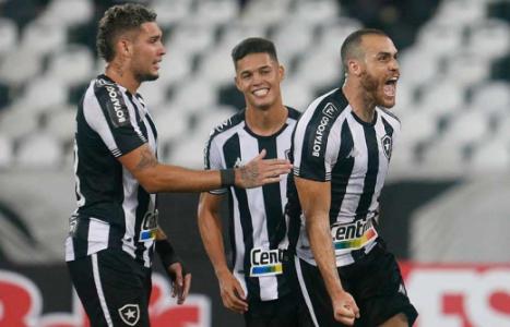 Comemoração Botafogo