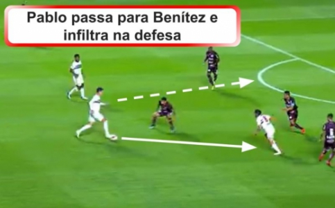 4º Gol SPFC X FERROVIÁRIA
