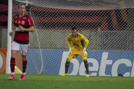 Flamengo x Palmeiras - Diego Alves