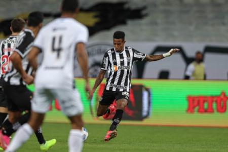 O alvinegro fez seu papel bem para garantir a passagem às  oitavas de final da Copa do Brasil