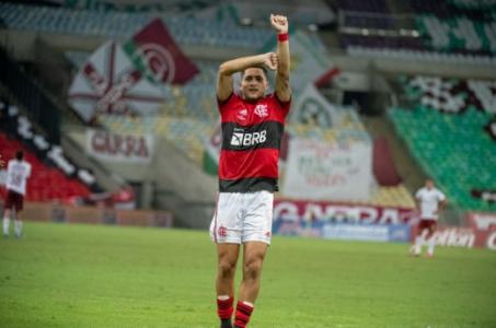 João Gomes - Flamengo