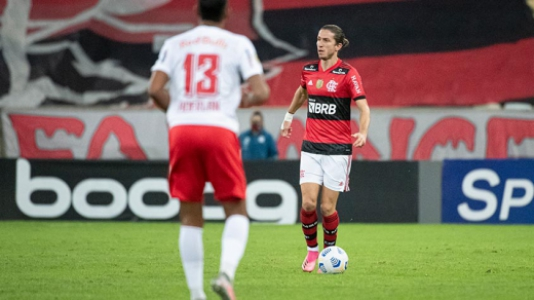 Flamengo x Bragantino