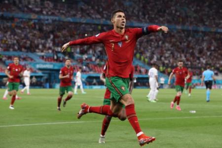 Portugal x França - Cristiano Ronaldo