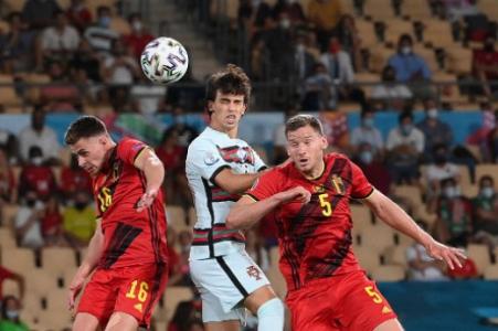 Bélgica x Portugal