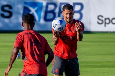 Flamengo - Vitor Gabriel