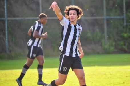 Botafogo x Athletico - Sub-20 - Matheus Nascimento