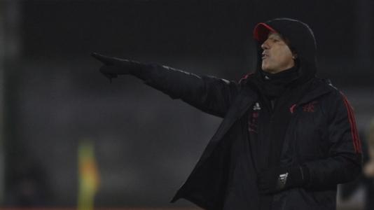Defensia y Justicia x Flamengo