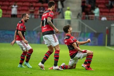 Comemoração Flamengo