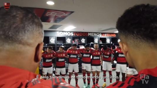 Flamengo - Vestiário