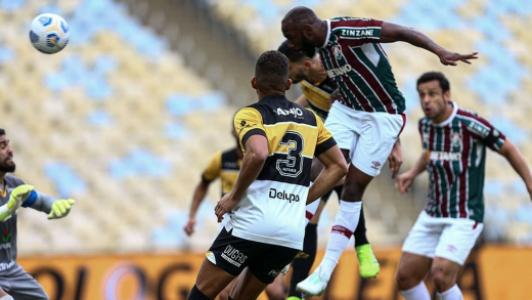Fluminense x Criciúma - Manoel
