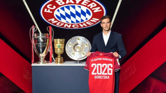 Leon Goretzka - Bayern de Munique