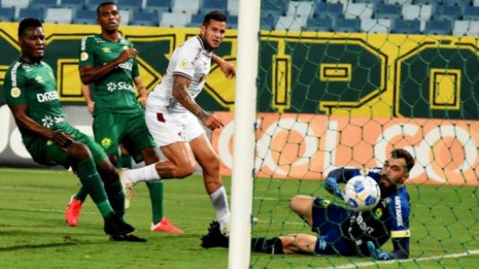 Cuiabá x Fluminense