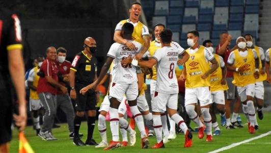 Cuiabá x Fluminense - grupo