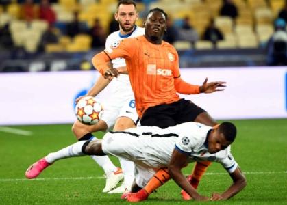 Shakhtar Donetsk x Inter de Milão