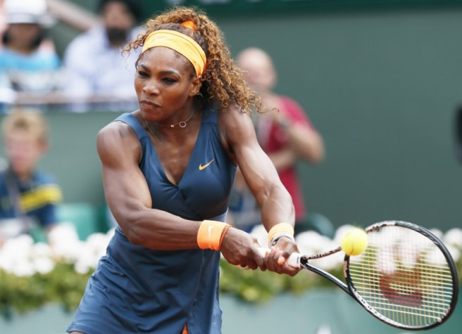 Serena Williams (Foto: Patrick Kovarik /AFP)