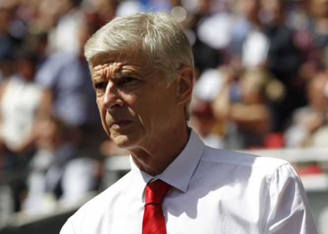 Wenger vai colocar o Arsenal no ataque contra o Bayern (Foto: Ian Kington / AFP)