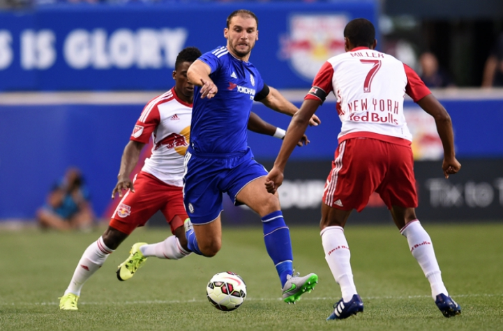 Branislav Ivanovic - Chelsea x New York Red Bulls (Foto: Elsa / Getty Images North America / AFP)